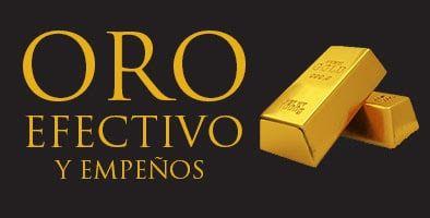 oro efectivo y empeños Bilbao